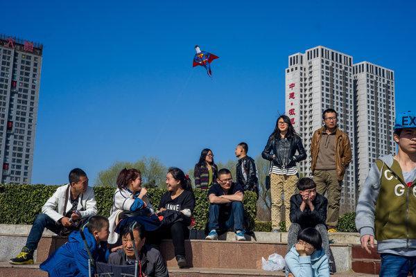Tā kā Hebei apgabalā ir viegli... Autors: sancisj Jaunā Ķīnas megapilsēta. 130 miljoni iedzīvotāju!