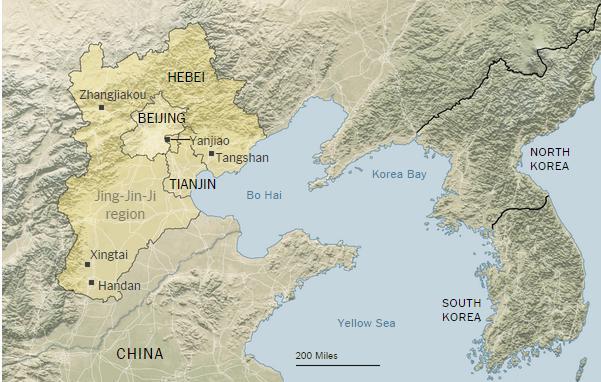 Scaronomēness Pekina paziņoja... Autors: sancisj Jaunā Ķīnas megapilsēta. 130 miljoni iedzīvotāju!
