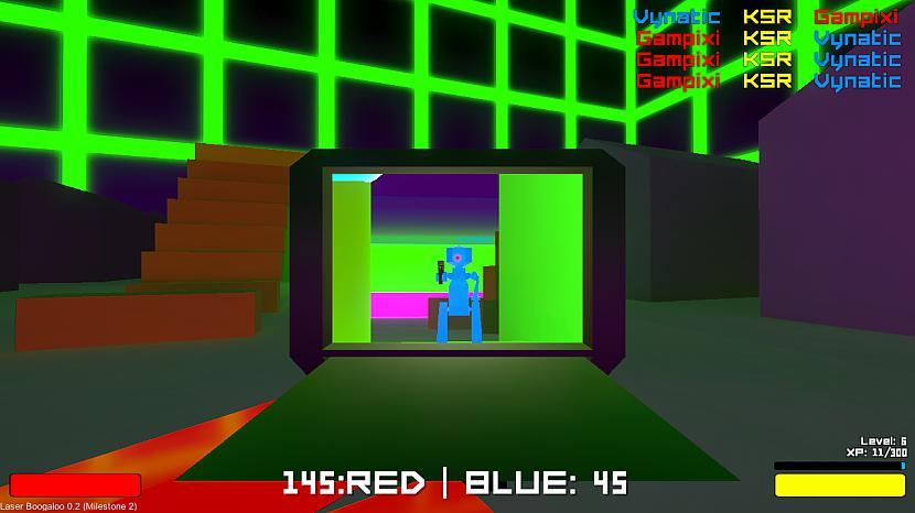 Kopscaron pēdējā raksta... Autors: Creepers Kā es taisu un vēl citas lietas manā jaunajā spēlē - Laser Boogaloo.