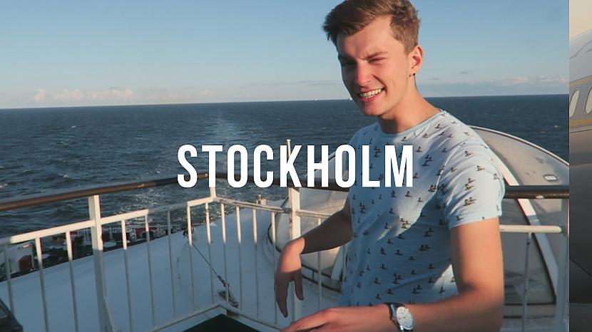 Autors: BizBony Balle uz Prāmja! - Stockholm