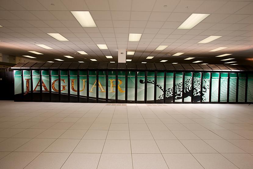 quotCray XT5quot strādā prātam... Autors: Fosilija Laboratoriju pasaules rekordi 1. daļa