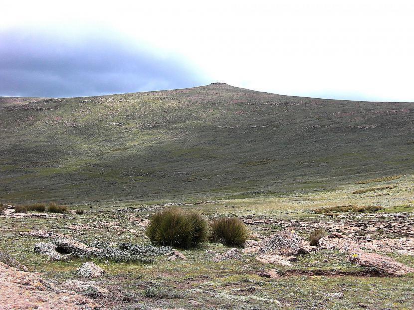 Augstākā virsotne ir Thabana... Autors: Sulīgais Mandarīns Lesoto - augstākā valsts pasaulē