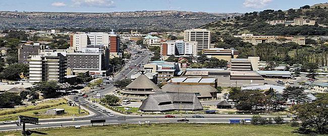 Lesoto galvaspilsēta ir Maseru... Autors: Sulīgais Mandarīns Lesoto - augstākā valsts pasaulē
