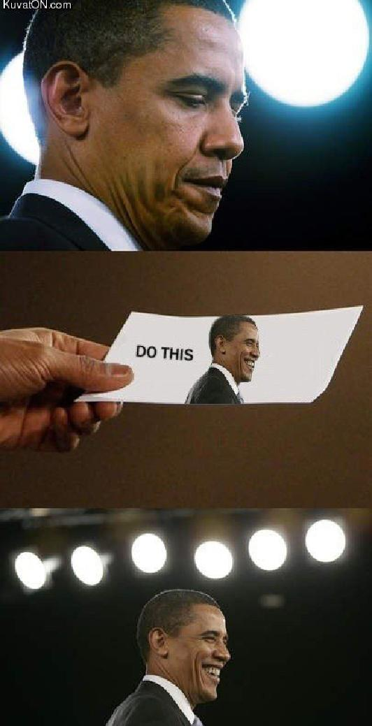Autors: Fosilija Obamas runa