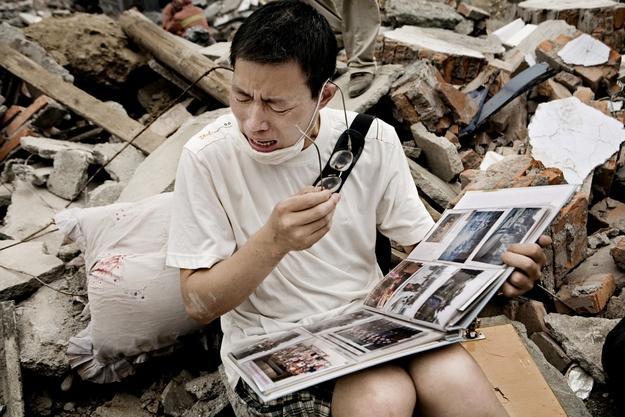 pēc zemestrīces Sičuanā Ķīnā... Autors: mauku mājas lukturis Nedaudz aizkustinošas bildes