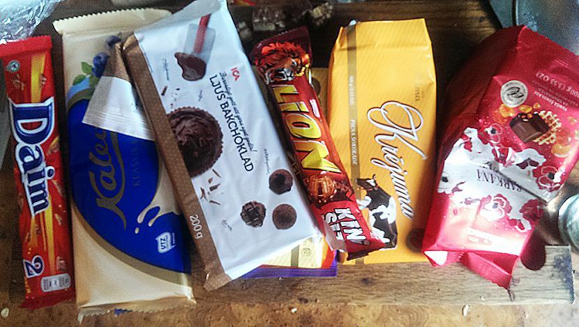 "Scaroneit būs izmantotās... Autors: okami DIY.Chocholate ""Owl"" Candy's with fillings."