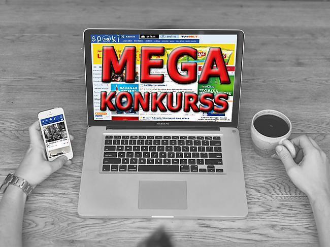 Autors: Spoki MEGAkonkurss. Rezultāti. Starts.