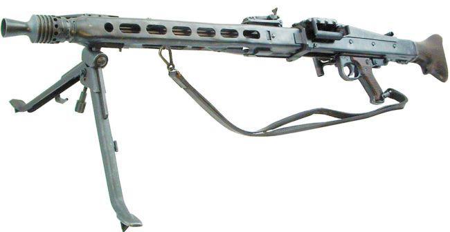 Scaronis ir MG42 scaronī gan... Autors: riko112 Ieroči: MG 42
