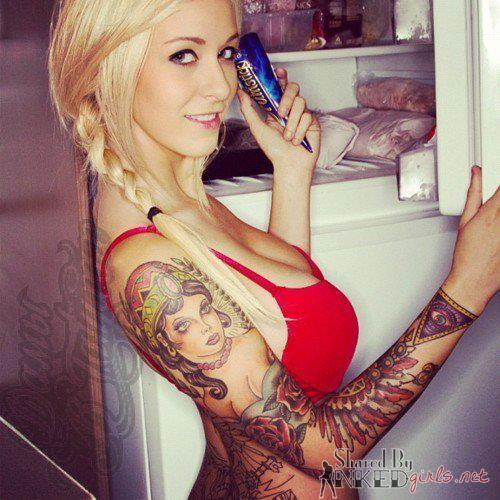 Autors: ProudBe Daiļavas ar Tattoo! 3