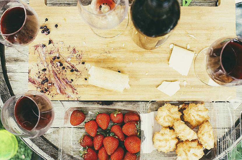 Ēdiens dārza ballītēnbspndash... Autors: Leģenda Bīstamas kļūdas saistībā ar pārtiku