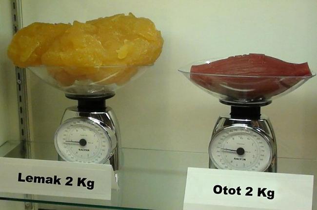 Scaroneit lūk ir 2kg tauki... Autors: ProudBe 25 Bildes, kas liks tev paskatīties uz dzīvi.
