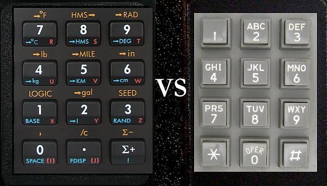 Pasaulē pirmie telefonsakari... Autors: Prāta Darbnīca Kāpēc telefona un kalkulatora taustiņi ir izvietoti pretēji?