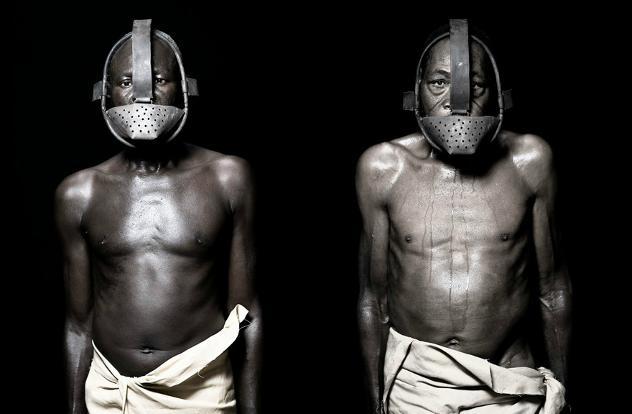Zemes ēdāja maskanbspLai arī... Autors: sancisj Creepy maskas no pagātnes