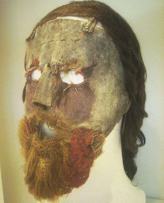 Aleksandra Pedensa... Autors: sancisj Creepy maskas no pagātnes