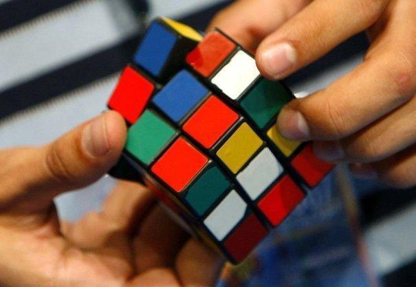 Autors: Traxes Vai vari tik ātri salikt kubiku?