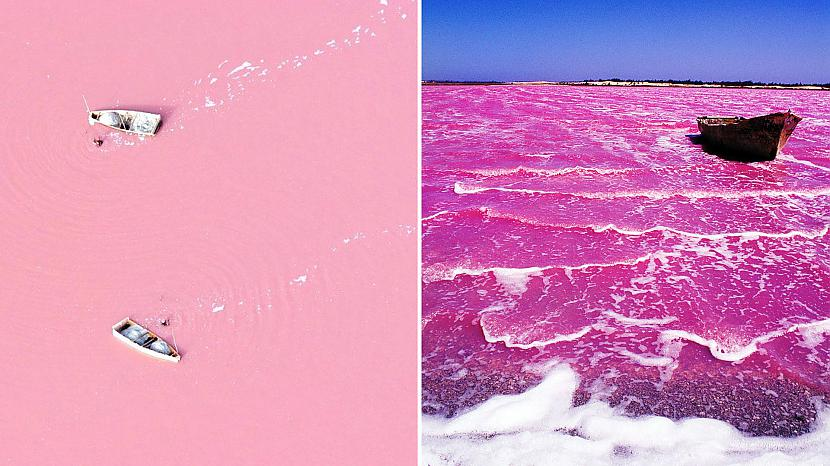 Hillier ezers... Autors: im mad cuz u bad Elpu aizraujošas vietas uz Zemes