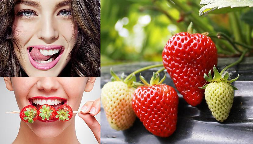 Balti zobiKā lai padara zobus... Autors: im mad cuz u bad Ko tu vari izdarīt savas veselības un skaistuma labā?