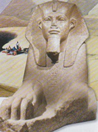 Sfinksas mīklaSaskaņā ar mītu... Autors: Bitchere Dieviete un Dēmons