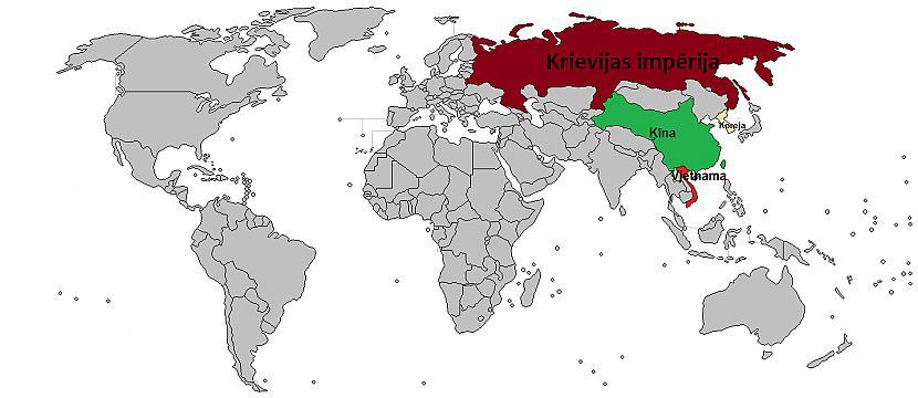 1Ja baltie uzvarētu krievijas... Autors: Fosilija Alternatīvā vēsture - pirmā daļa!