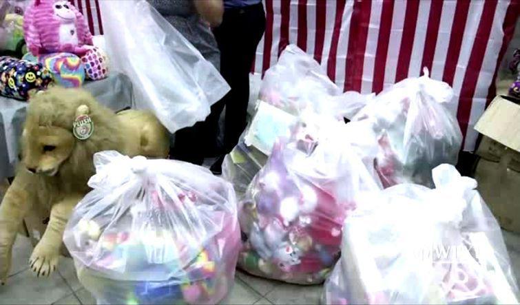 Visas rotaļlietas kas atradās... Autors: zeminem Sieviete izpirka rotaļlietu veikalu- labdarības dēļ!