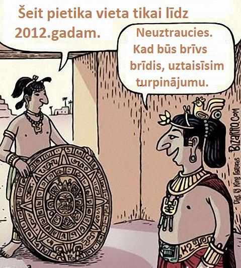 Autors: Aurum10 Sestdienas labā noskaņojuma deva karikatūrās