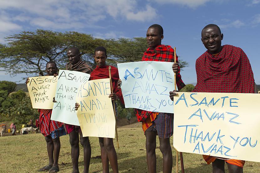 Kad viņi aicināja citus tiem... Autors: Antons Austriņš Tautas balss Avaaz