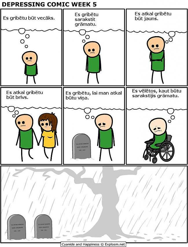 Autors: GrandpaSkill Smieklīgs Komikss [2]