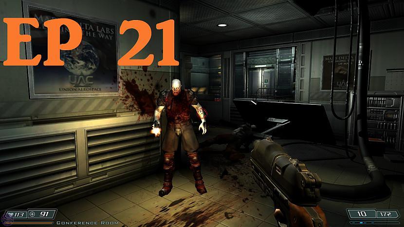 Autors: GETOspirts Doom 3 Ep 21 Replay *Mada Fa