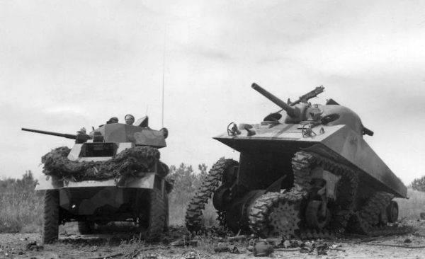 Sherman tanks pēc tam kad tas... Autors: DamnRiga WWII Sašauti amerikāņu tanki