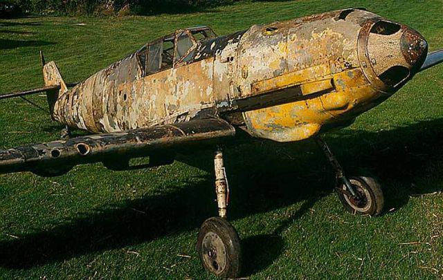 Faktiski tā bija tik labā... Autors: DamnRiga WWII Pamesti, avarējuši, atrasti lidmašīnu vraki.