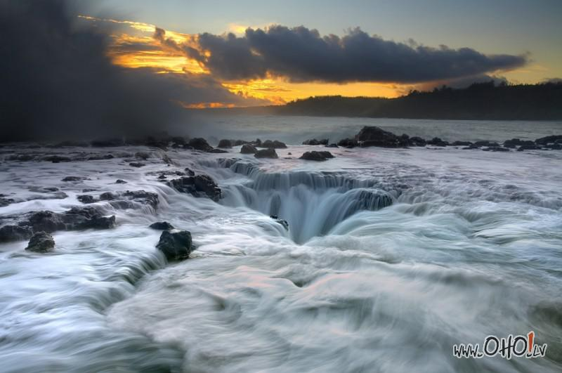 Kauai Havaju salas Autors: AELOE 5 dīvainākās vietas uz Zemes.