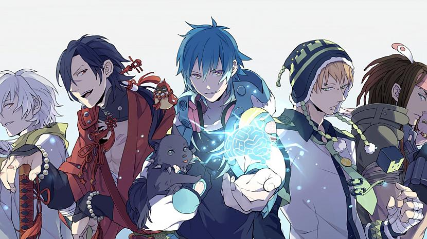 Dramatical... Autors: pichu200 Mans top 20 anime