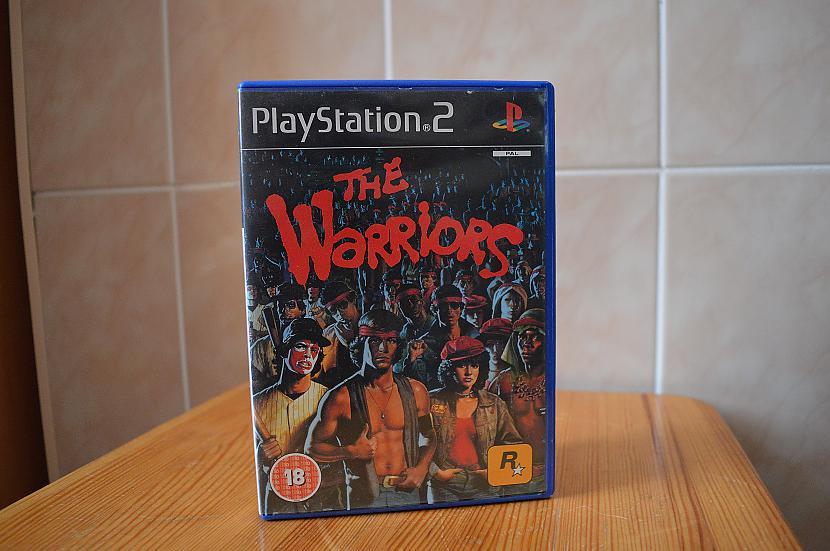 The Warriors Autors: Hank Moody Mana spēļu kolekcija! PS2