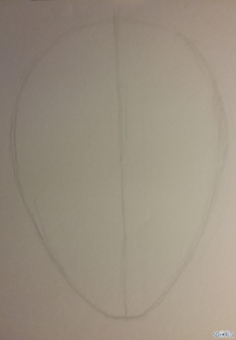 """Autors: OnePunch Kā """"apmēram"""" uzīmēt spoceni-magenta!! (Soli Pa Solim)"""