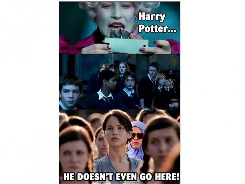 Brauc Hermione un Rons... Autors: Vampire Lord Anekdotes par Hariju Poteru 2
