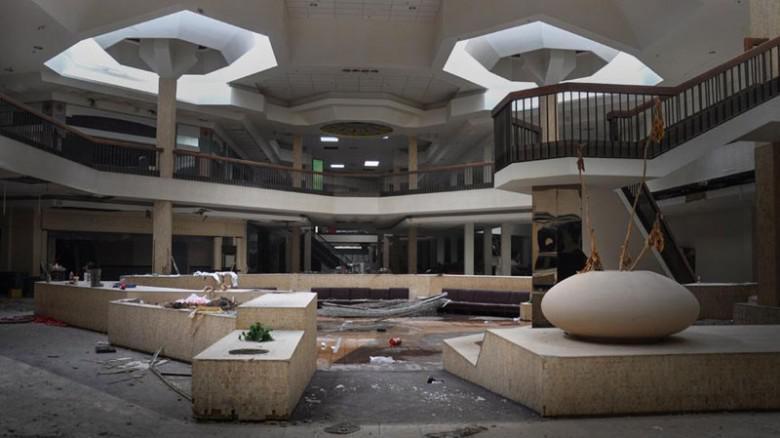 Randall Park Mall... Autors: Plane Crash central Baisākie pamestie iepirkšanās centri pasaulē
