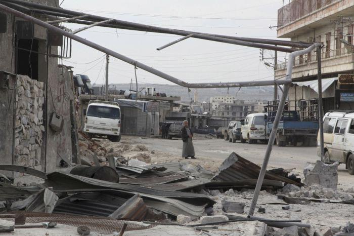 Karscaron Sīrijā ilgsts jau... Autors: Fosilija Mani top 3 notikumi šonedēļ