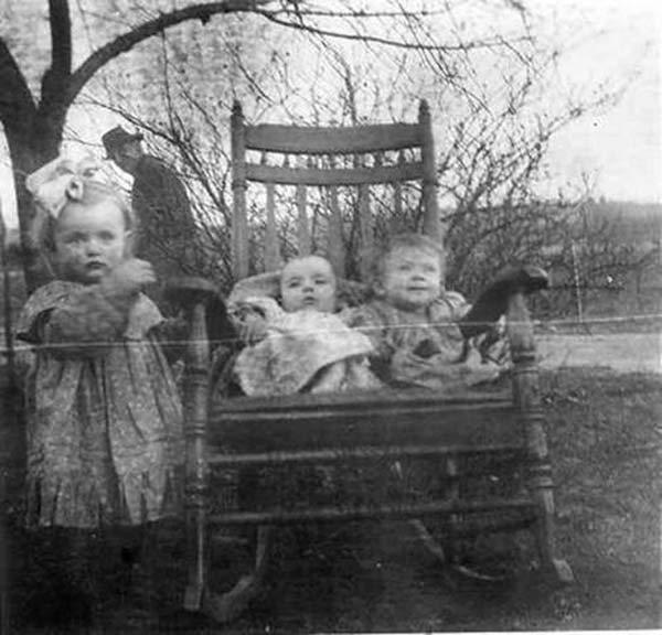 Cik bērnu viņa nogalināja... Autors: Raziels Elles monstrs - bērnu tirgotāja un slepkava  Džordžija Tanna