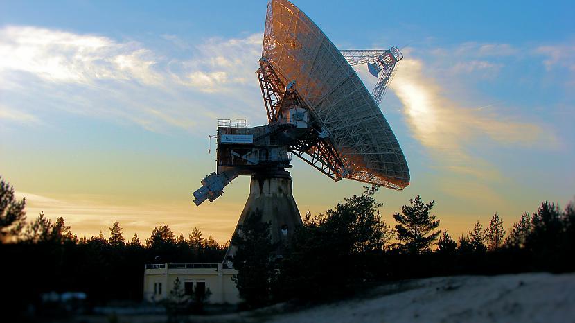 Irbenes radioteleskops Autors: M4R3X Pazudušās un atrastās