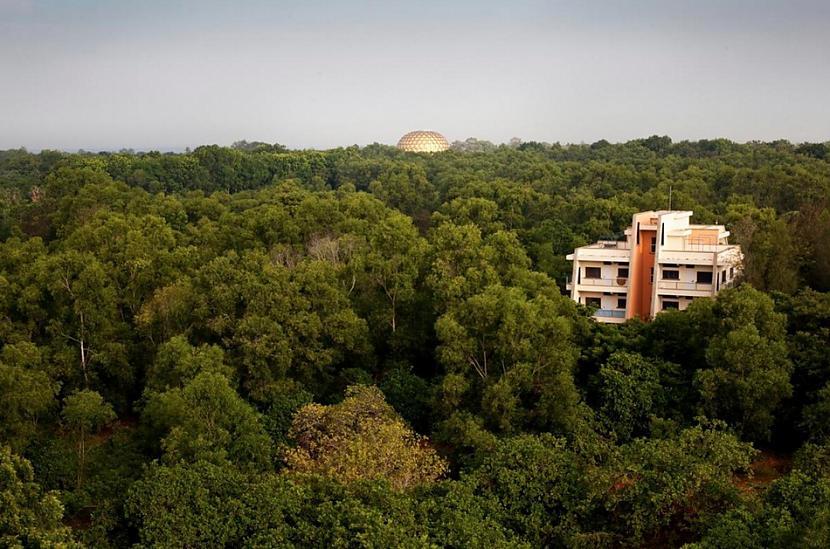 Autors: ezkins Eksperimentālā pilsēta Indijā