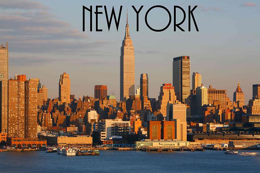 Autors: Fosilija Fakti par New York!