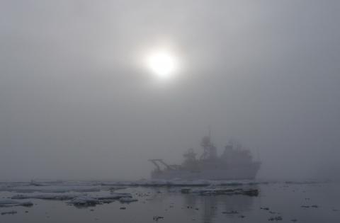 Kuģis varēja pārciest ziemu ja... Autors: Kapteinis Cerība Spoku kuģis SS Baychimo