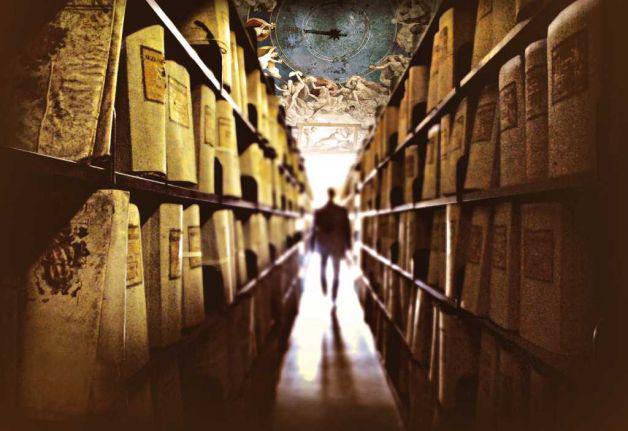 Vatican secret archivesScaronī... Autors: Agresīvais hakeris 7 apsargātākās vietas pasaulē! 2