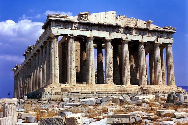 7 gs pmē Grieķija no Trāķijas... Autors: NavLV Senā Grieķija 2. daļa ( Kultūra )
