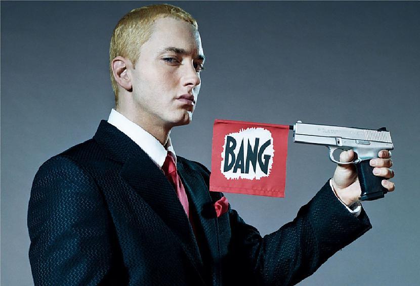 Eminems kādreiz bija atkarīgs... Autors: Fosilija Fakti par Eminemu.