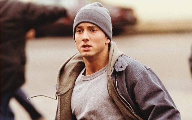 Lai Eminems iemācītos tik labi... Autors: Fosilija Fakti par Eminemu.