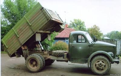 Pascaronizgāzēja izpildījumā Autors: Klusais vājprāts GAZ 51 GAZ 63  (1946 g. - 1975 g.) 1