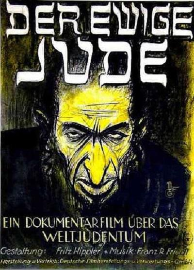 Ebrejs Autors: Fosilija Nacistiskās Vācijas propaganda.
