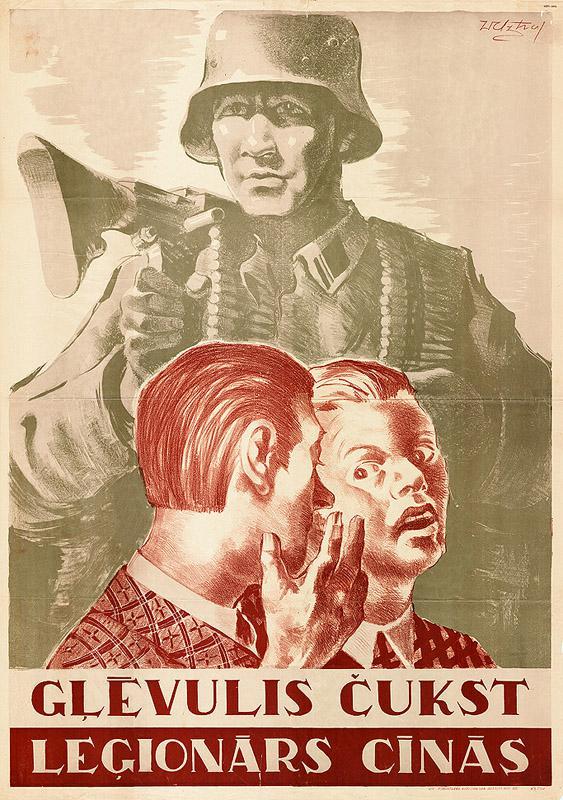 Mūsdienās neonacisti uzskata... Autors: Fosilija Kas ir leģionāri! (Only true).
