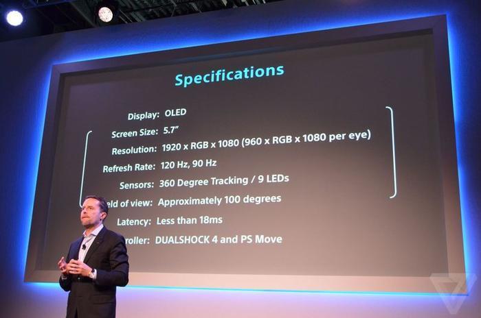 Autors: Datuvelv Sony atklāj PlayStation VR cenu un iznākšanas datumu